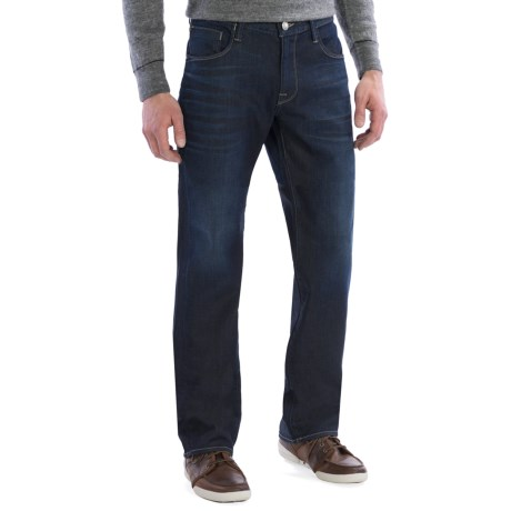 Agave Denim Pragmatist Capitola Indigo Flex Jeans - Classic Fit (For Men)