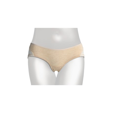Le Mystere Heather Jersey Panties - Boyshorts (For Women)