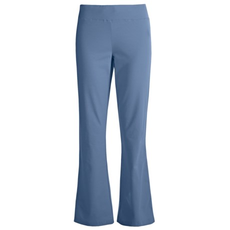 Nina Capri Stretch Cotton Lounge Pants (For Women)