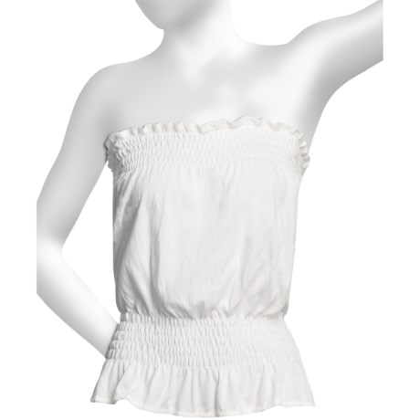 Donna Nicole Jersey Knit Tube Top (For Women)