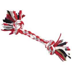 Bow-Wow Pet Knotted Bone Dog Toy - Cotton Rope