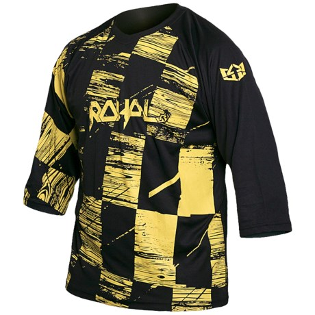 Royal Racing Ride Mountain Bike Jersey - 3/4 Sleeve (For Men)