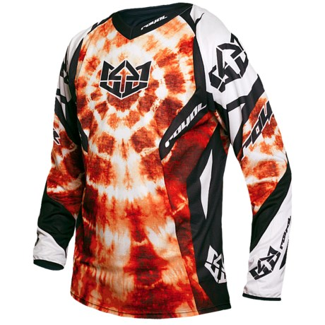 Royal Racing Race Mountain Bike Jersey - Long Sleeve (For Men)