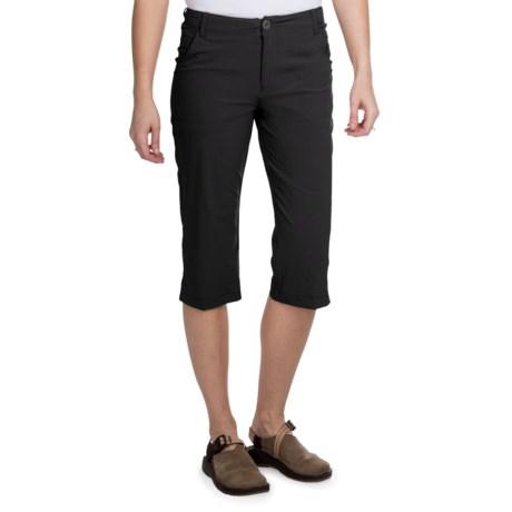 White Sierra Lakeport Skimmer Shorts (For Women)