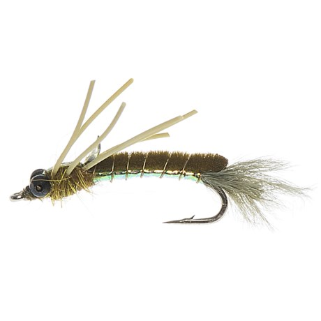 Damsel Dry Fly - Dozen