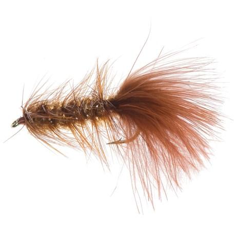Crystal Bugger Streamer Fly - Dozen