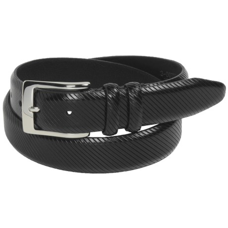 Bill Lavin Soft Collection Calfskin Belt - 32mm (For Men)