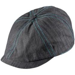Pistil Kody Driver Cap - Stretch Cotton (For Women)