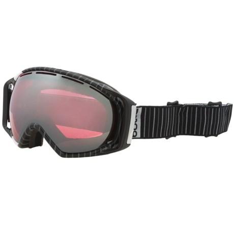 Bolle Gravity Snowsport Goggles - Vermillion Lens