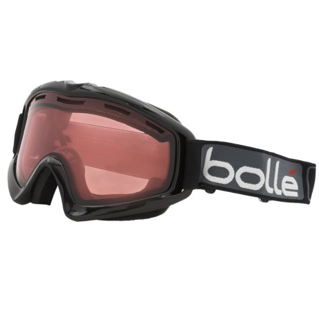 Bolle X9 Snowsport Goggles - Modulator Vermillion Lens