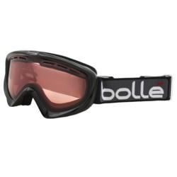 Bolle Y6 OTG Snowsport Goggles - Modulator Vermillion Lens