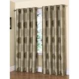 "Habitat Caesar Curtains - 104x95"", Grommet-Top"