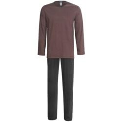 Hanro Midnight Pajamas - Long Sleeve (For Men)