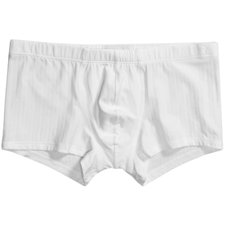 Hanro Teak Boxer Briefs (For Men)