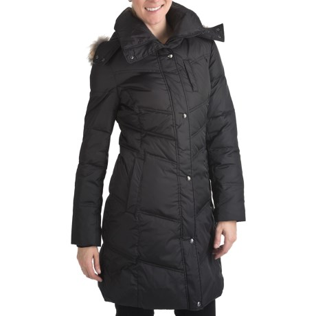 Marc New York by Andrew Marc Matte Mercy Coat - Ultralight Down (For Women)
