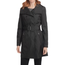 Marc New York by Andrew Marc Celeste Trench Coat - Removable Liner (For Women)