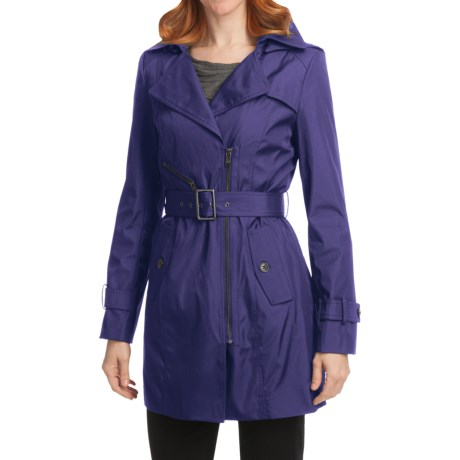 Marc New York by Andrew Marc Colby Trench Coat - Zip-Out Liner (For Women)