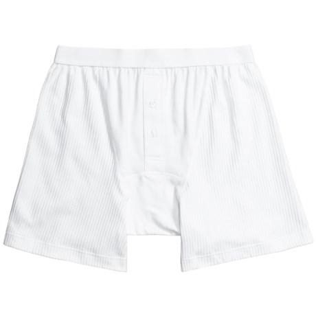 Gitman Brothers Egyptian Cotton Boxer Shorts - Underwear (For Men)