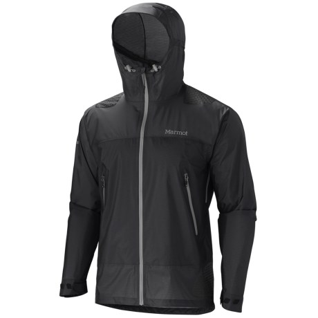 Marmot Super Mica MemBrain® Strata Jacket - Waterproof (For Men)