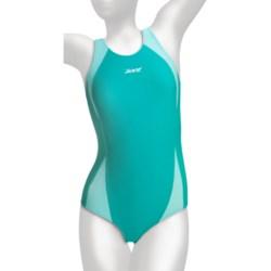 Zoot Sports Fastlane One-Piece Swimsuit - UPF 50+ (For Women)
