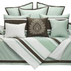 Hampton Hill Serenity Comforter Bedding Set - King, 10-Piece