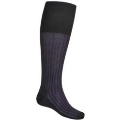 Falke Shadow Cotton Knee-High Socks (For Men and Women)