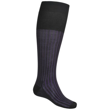 Falke Shadow Cotton Knee-High Socks (For Men and Women)