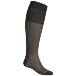 Falke Fine Shadow Knee-High Socks - Merino Wool-Cotton (For Men and Women)