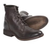 Vintage Bluff Harness Boots - Leather (For Men)