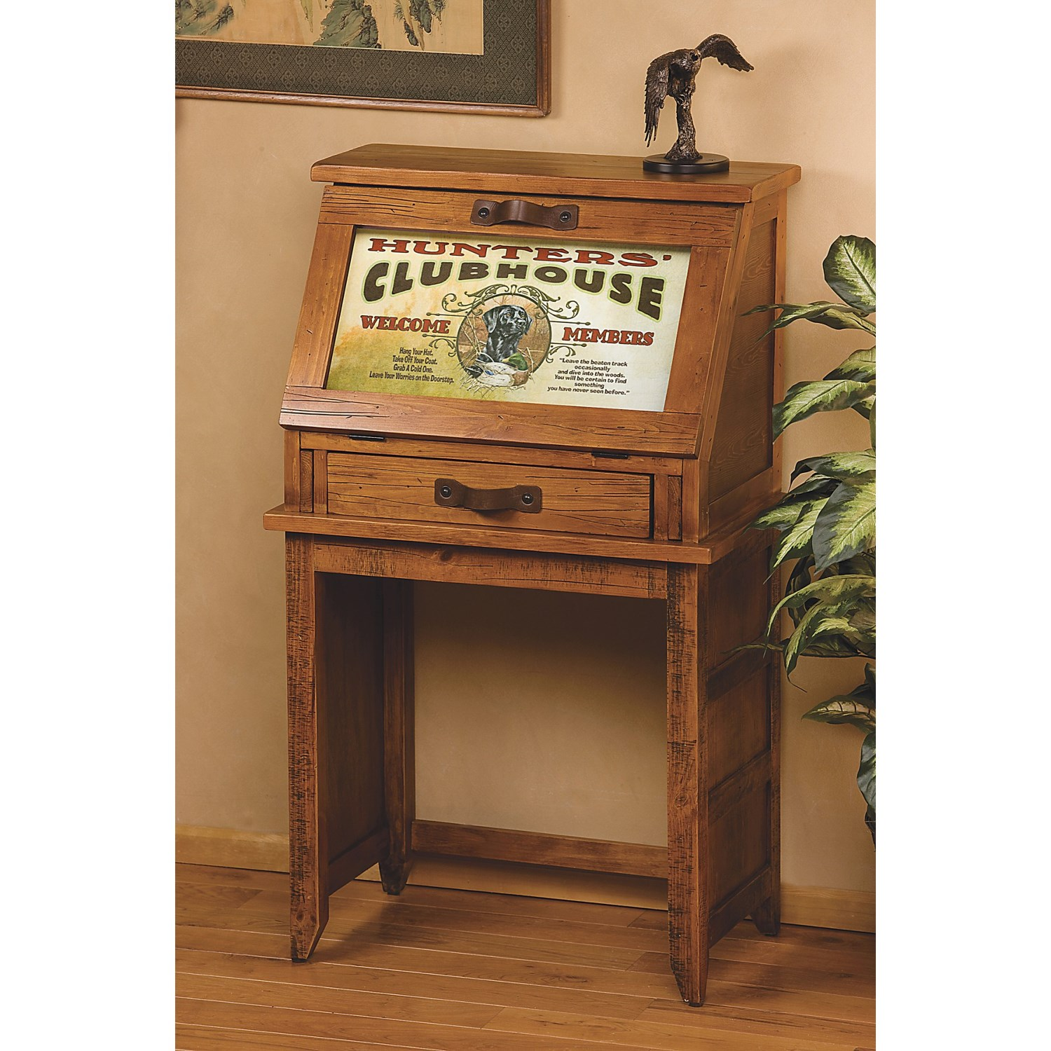 Big Sky Carvers Meissenburg Secretary Desk 5396J Save