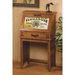 Big Sky Carvers Meissenburg Secretary Desk