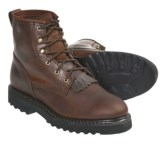 """Double H Lacer Work Boots - 5"""", Leather (For Women)"""