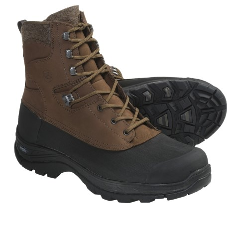 Hanwag Fjall Winter Boots - Waterproof, Leather (For Men)