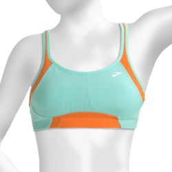 Brooks Infiniti Sports Bra - High Impact (For Women)