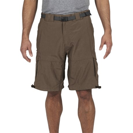 ExOfficio Nio Amphi Long-Length Shorts - UPF 30+ (For Men)