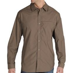 ExOfficio Trip'r Check Shirt - UPF 30+, Roll-Up Long Sleeve (For Men)