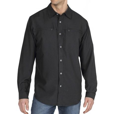 ExOfficio Trifecta Check Shirt - UPF 30+, Long Sleeve (For Men)