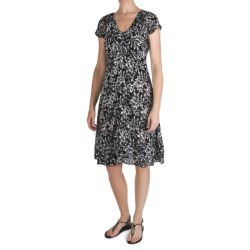 Nomadic Traders Gracie Dress - Rayon, Short Sleeve (For Women)