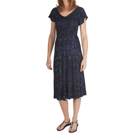 Nomadic Traders Cabana Dress - Short Sleeve (For Women)