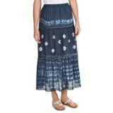 Nomadic Traders Tie-Dye Skirt (For Women)