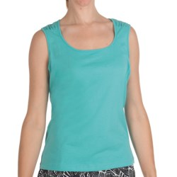 Nomadic Traders Lucia Tank Top - Pima Cotton (For Women)