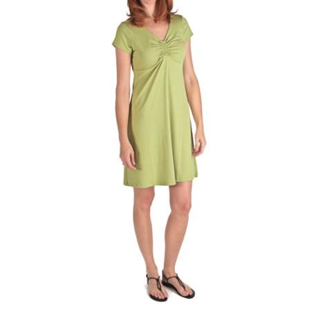 Nomadic Traders Marrakesh Tamara Dress - Stretch Jersey, Short Sleeve (For Women)