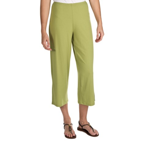 Nomadic Traders Marrakesh Crop Pants - Stretch Jersey (For Women)