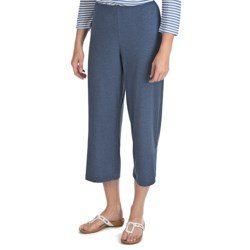 Nomadic Traders Crop Pants - Stretch Jersey Knit (For Women)