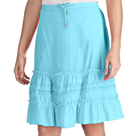 Nomadic Traders Breezy Skirt (For Women)