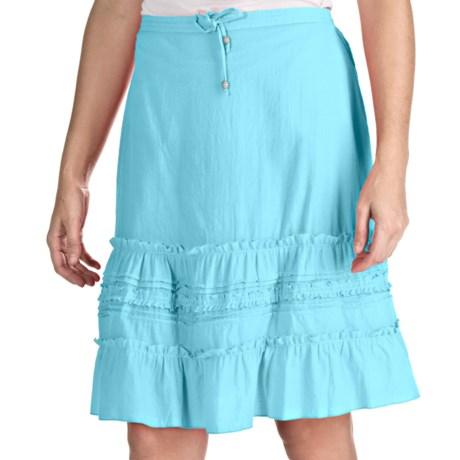 Nomadic Traders Breezy Skirt (For Women)