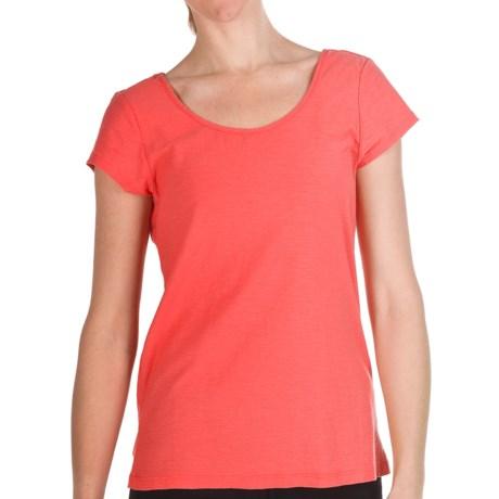Nomadic Traders Garment-Dyed Lulu Shirt - Slub Cotton, Short Sleeve (For Women)