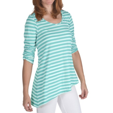 Nomadic Traders Stripe Tunic Shirt - Long Sleeve (For Women)