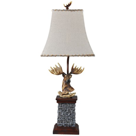 AHS Lighting Moose Lodge Lamp