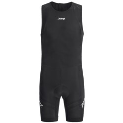 Zoot Sports High-Performance Tri Race Suit - Chamois, Zip Back (For Men)